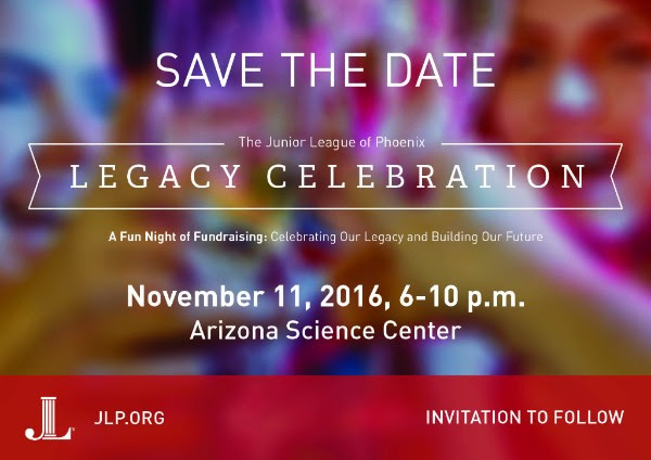 Save the date legacy